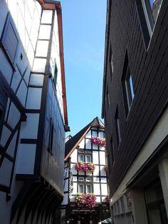 Around Bad Münstereifel in the region of Cologne