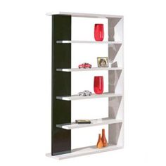 The Awardi Room Divider is a very eye-catching piece in contrasting white and black. The Awardi Room Divider is made from a honeycomb material and can be used as a bookcase, shelf or room divider. The opening between the shelves measures