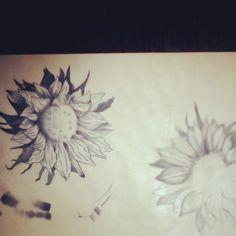 Konturowo i próba cieniami