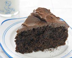 Eat Your Greens Chocolate Cake Chocolate Zucchini Cakeschocolate Cake Recipeskraft Recipesphiladelphia