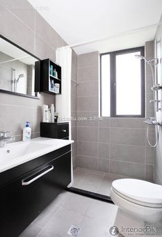 Simple design 2 sqm bathroom View more at http://www.interiorpik.com/simple-design-2-sqm-bathroom-2.html