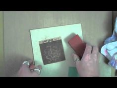 Tim Holtz shares the tips & tricks for using his tattered pinecone die from…