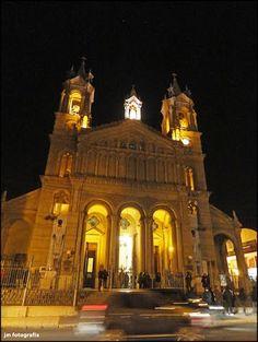 Catedral. San Nicolás de Bari. La Rioja - Argentina
