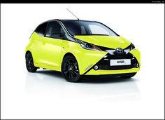 Toyota - Nuova AYGO x-cite Yellow Edition (69 CV)
