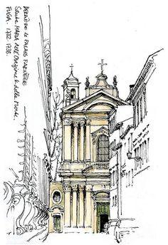 Rome, Santa Maria dell'Orazione | Gérard Michel | Flickr