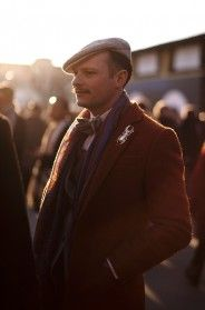 On the Street…A Dandy at Sunset, Florence «  The Sartorialist