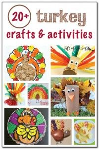 Turkey crafts and activities || Gift of Curiosity