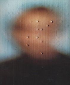 Patrick Tosani - Portraits (1985) - Color photographs & braille