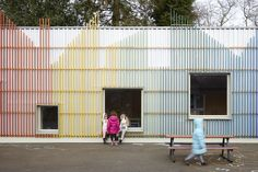 Gallery of Prestwood Infant School Dining Hall / De Rosee Sa - 1