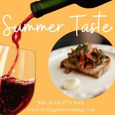 Bruschetta Bar, Stuffed Sweet Peppers, Summer Recipes, Italian Recipes, Pasta Recipes, Yummy Food, Healthy Recipes, Cooking, Kitchen