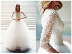 Sareh Nouri Bridal Gowns   Lookbook images by Laura Gordon Photography   Oh Lovely Day