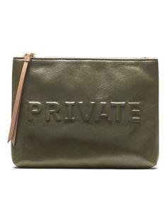 Sad Pug Rain Ranning Dog Coin Pouch Clutch Purse Wristlet Wallet Phone Card Holder Handbag