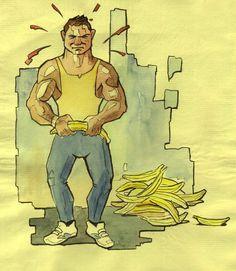 Traumberufe: Bananengeradebieger