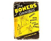 """Vintage """"The Boners Omnibus"""" Book, 3 volumes in one, illustrated by Dr. Seuss (c.1931) - Collectible Book, Humor Ephemera"""
