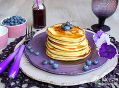 Ricetta per Pancakes allo Yogurt