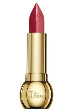 Cant wait to try this Dior lipstick in Ardent Shock. - Dior Lipstick - Ideas of Dior Lipstick. Trending Dior Lipstick - Cant wait to try this Dior lipstick in Ardent Shock. Gold Lipstick, Dior Lipstick, Pink Lips Makeup, Lipstick Colors, Lip Colors, Colours, Dior Beauty, Beauty Makeup, Dior Makeup