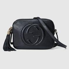Soho leather disco bag - Gucci Women's Shoulder Bags 308364A7M0G1000