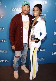 687f37b38bdf6 13 Best Pharrell Williams Outfits - Pharrell Williams Style Lookbook Queer  Fashion