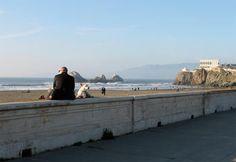 Ocean Beach, SFO