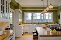 Fesselnde weiße Küche Designs, welche Ihren Alltag aufhellen werden