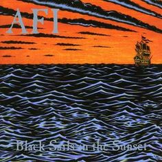 AFI - Black Sails In The Sunset: buy LP, Album, RE, Mar at Discogs