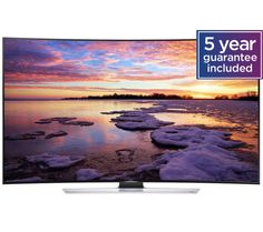 Samsung UE55HU8500 Smart 3D 4k Ultra HD 55 Curved LED TV