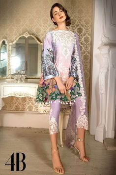 Pakistani fashion, sobianazir, lawn, summer
