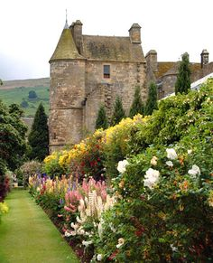 Falkland Palace...Falkland, Fife, Scotland