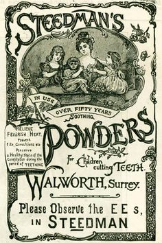 English Historical Fiction Authors: Deadly or a Curative-poisons in medications Vintage Labels, Vintage Ephemera, Vintage Signs, Vintage Ads, Vintage Images, Vintage Posters, Historical Fiction Authors, Old Advertisements, Advertising