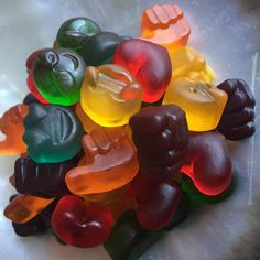 Amazon.com : Emojeez - Emoji Shaped Gummies - 5lb Bulk Bag : Grocery &…