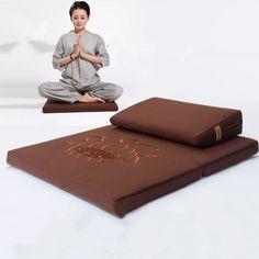 Yoga Zabuton Yoga Meditation Cushion From Kyoto Japan
