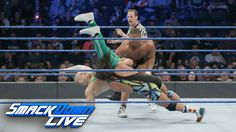 Chad Gable and Jason Jordan are Ready, Willing and GABLE for Survivor Series, as they qualified for the Survivor Series Tag Team Elimination Match on WWE SmackDown Live!
