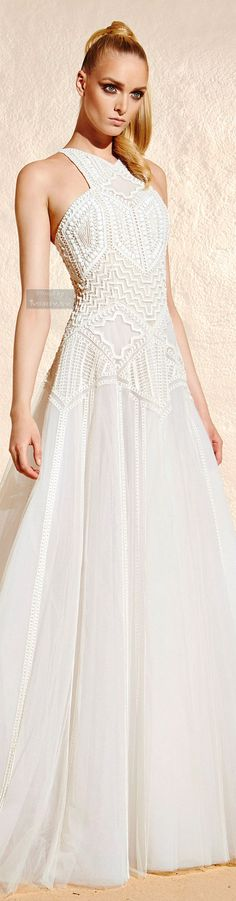 RESORT 2015 Zuhair Murad.