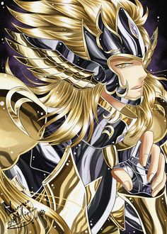 saint seiya fan art gallery - Buscar con Google