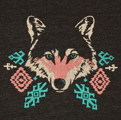 Gnome Enterprises Wolf Tee $28