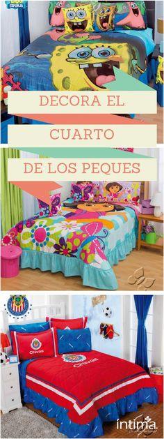 Intima hogar te ofrece, además, las mejores alternativas en colchas para camas de niños. Uno de los personajes más divertidos por excelencia es Bob esponja. Hoy puedes elegir la colcha de tu pequeño con el diseño de Bob esponja alegría. Disponible en dos tamaños, para llenar de color la habitación de los reyes de la casa.