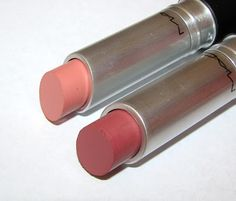 MAC To The Future, Soft Sell Pro Longwear Lipcreme Swatches and Review - Styledriven - Blushing Noir