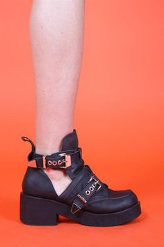 BACK IN STOCK   #yayer #JEFFREYCAMPBELL #jc #coltrane  www.yayer.com