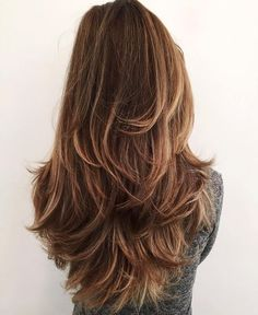 vuelve-el-corte-de-cabello-en-capas (8) - Beauty and fashion ideas Fashion Trends, Latest Fashion Ideas and Style Tips