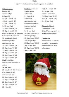 The Santa Bust is the final free pattern in my Winter Bust Collection. Ofcourse Santa can't be missed in this collection. Christmas Crochet Patterns, Crochet Christmas Ornaments, Handmade Christmas Decorations, Noel Christmas, Christmas Knitting, Christmas Crafts, Crochet Santa, Crochet Cross, Free Crochet