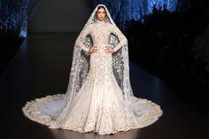 Ralph & Russo - De geheimen achter een couture bruidsjurk - Wedding - Fashion