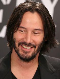 Keanu Reeves - Keanu Reeves Arrives at the Variety Studio
