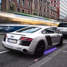d8mart.com Audi R8 V10! 🐼 Awesome photo like always by @Cars_In_Zurich 🙌… #v10 #luxurycars #fast #sportscar #hypercar Mens Style
