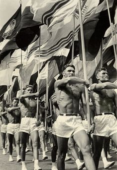 Lev Borodulin, famous photographer of Soviet sports   Russia Beyond The Headlines