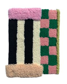 Cool Rugs, Funky Rugs, Bauhaus, Textiles, Art Courses, Rugs On Carpet, Carpets, Surface Pattern, Textile Design