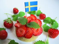 Swedish National Cale.  Sweden's national day is June 6!