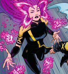 Comics Love, Marvel Comics Art, Marvel Heroes, Psylocke, Marvel Women, Marvel Girls, Marvel Universe, Spiderman Girl, Female Comic Characters