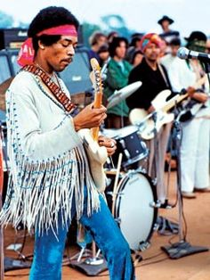 Woodstock <3 Jimi Hendrix
