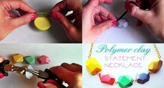 19 Awesome Craft Projects You Can Make With Polymer Clay