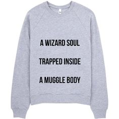Harry Potter Sweatshirt, Harry Potter Sweater, Harry Potter Clothing,... (£38) ❤ liked on Polyvore featuring tops, hoodies, sweatshirts, sweatshirt, sweat shirts, sweatshirt hoodies and sweat tops